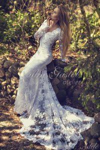 Sesja wizerunkowa – suknie ślubne od projektanta
