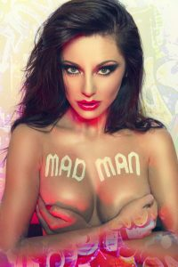 Sesja dla firmy Mad-Man